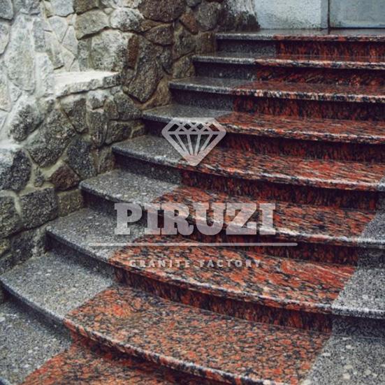 камяні сходи, ступені з каменю