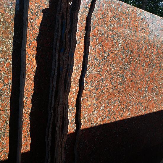 сляби з граніту, полуфабрикати з каменю